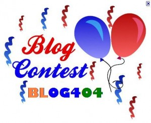 Enter blog404 contest , cash prizes to be won
