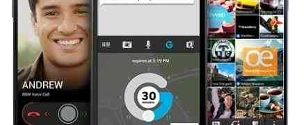 Get BBM 2.0 for Android and iPhones